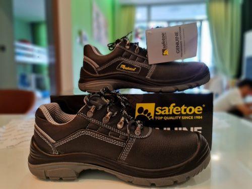 Giày bảo hộ lao động safetoe TD-0001
